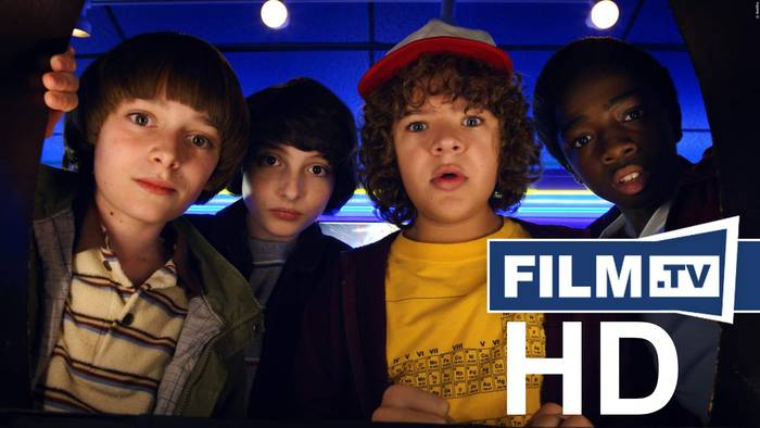 News video: Stranger Things Staffel 3 Trailer Deutsch German (2019)