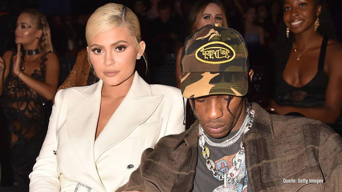 News video: Kylie Jenner hat Angst: Betrügt Travis Scott sie?