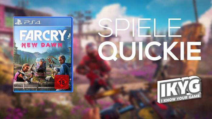 News video: Far Cry New Dawn - Spiele-Quickie