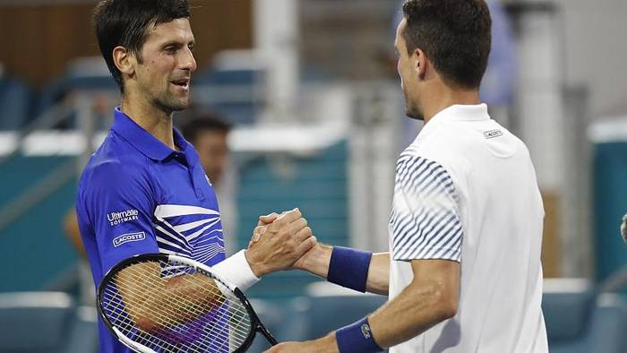 News video: Miami Open: Djokovic im Achtelfinale ausgeschieden