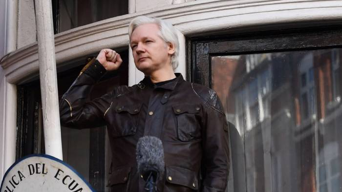 News video: Wikileaks-Gründer Julian Assange in London festgenommen