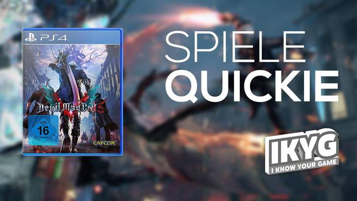 News video: Devil May Cry 5 - Spiele-Quickie