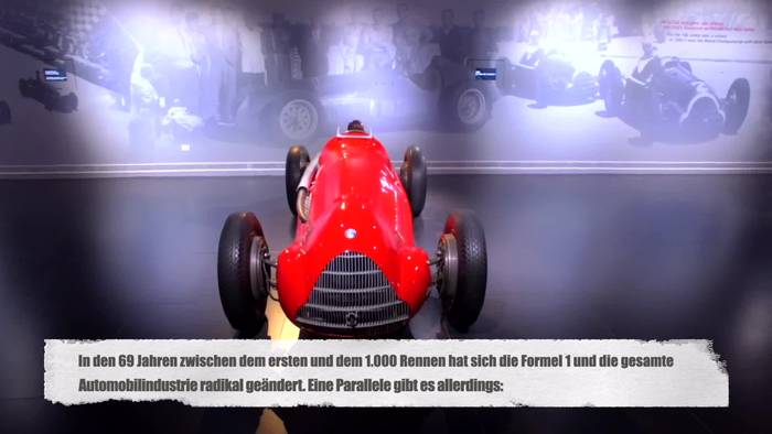 News video: Alfa Romeo Racing startet beim 1000. Grand Prix in der Historie der Formel 1