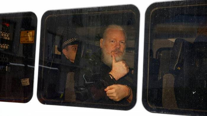 News video: Moreno: Assange soll