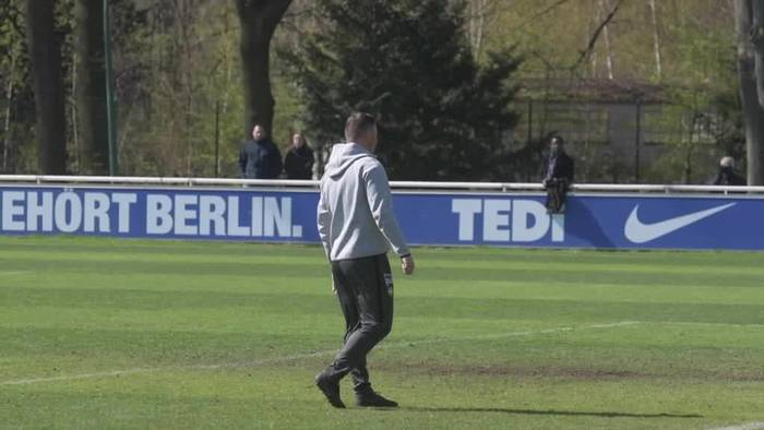 News video: Dardai ab Sommer nicht mehr Hertha-Chefcoach