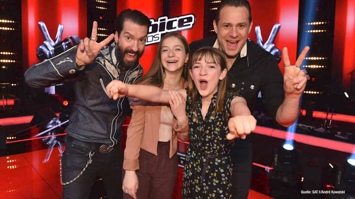 "News video: Update bei Mimi & Josy: ""The Voice Kids""-Schwestern gehackt"