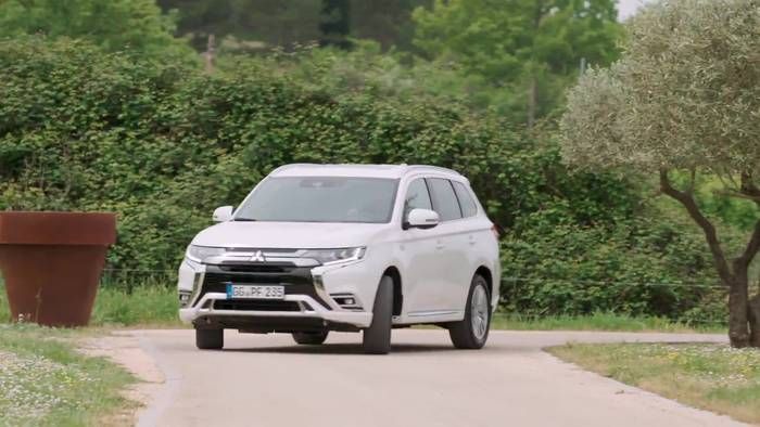 Video: Mitsubishi Outlander Plug-in Hybrid - 200.000 Technologie-Trendsetter weltweit