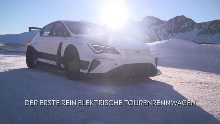 News video: Seat - 6.072 Akkuzellen im Härtetest bei -10 Grad