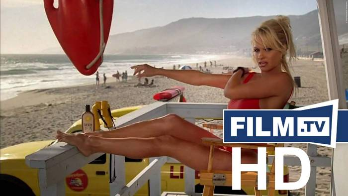 News video: Baywatch: Pamela Anderson so scharf wie nie Trailer Deutsch German (1996)