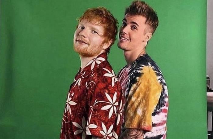 News video: Justin Bieber und Ed Sheeran teilen Preview des neuen Songs 'IDC'