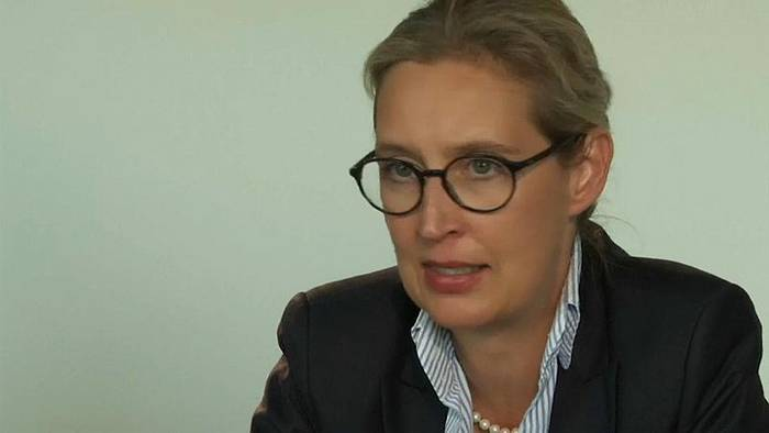 News video: Alice Weidel: Von Trump lernen