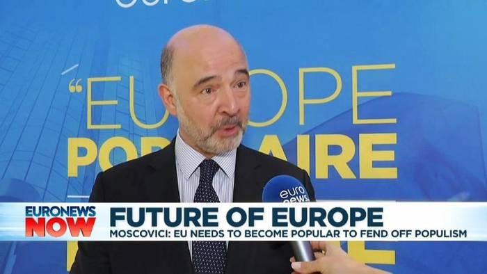 News video: Euronews Special: Populismus in Europa