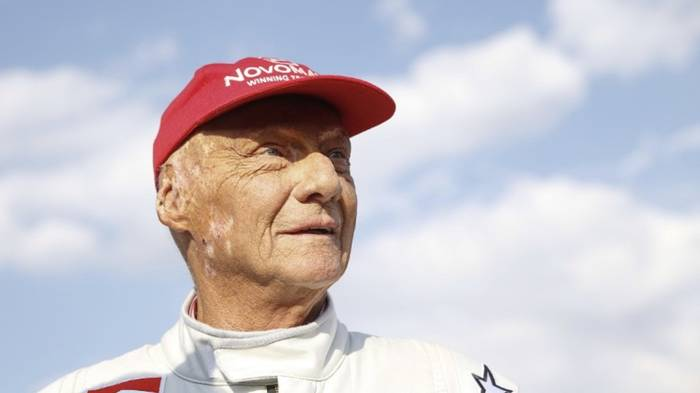 News video: Arzt von Niki Lauda: