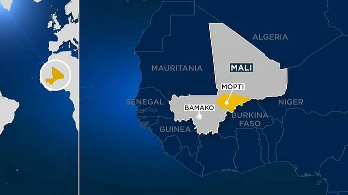 News video: Fast 100 Tote bei Massaker in Mali