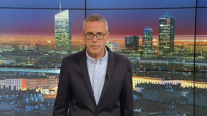 News video: Euronews am Abend vom 10.06.2019