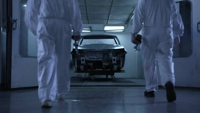 News video: Skoda MOUNTIAQ - Der Produktionsprozess