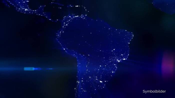 Video: Massiver Stromausfall in Argentinien und Uruguay