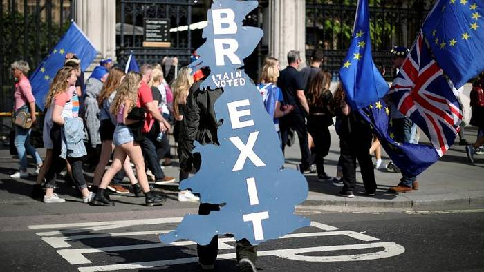News video: The Brief from Brussels: Brexit macht krank