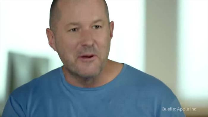 Video: Apple kündigt Abgang von Chefdesigner Jony Ive an