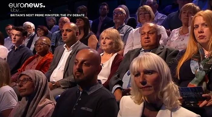 News video: TV-Duell: Johnson vs. Hunt