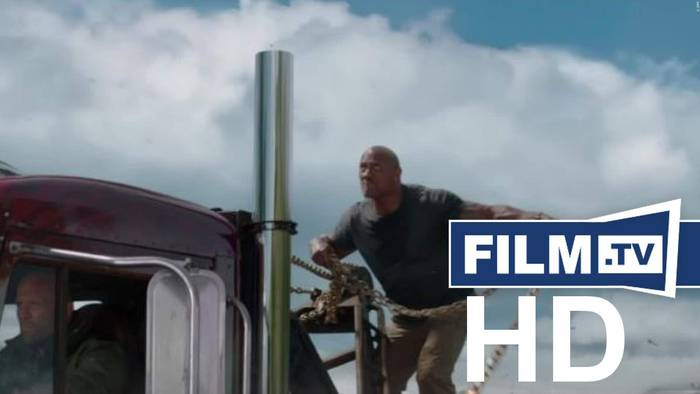 Video: Hobbs And Shaw Trailer Englisch English (2019)