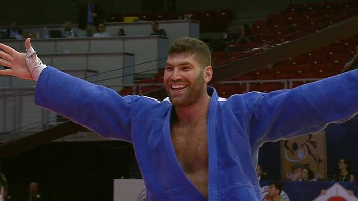 News video: Judo Grand Prix Budapest - Gold für Or Sasson