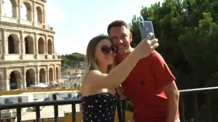 News video: Bellissimo! Italiens Tourismus boomt