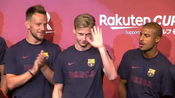 News video: Party in Tokio: FC Barcelona trifft FC Chelsea