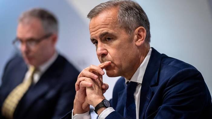 Video: Brexit-Sorgen: Britische Zentralbank erwartet geringeres Wachstum