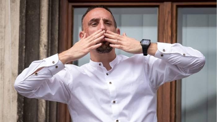 Video: Angebot? Bundesliga-Verein ist heiß auf Franck Ribéry