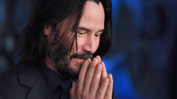 News video: Keanu Reeves: Warten auf 'John Wick' als Serie