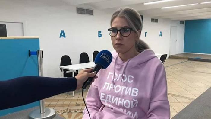 Video: Moskauer Bürger kämpfen um Recht auf demokratische Wahlen