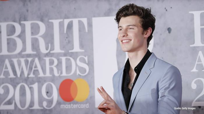 Video: Shawn Mendes gesteht: Social-Media-Apps gelöscht