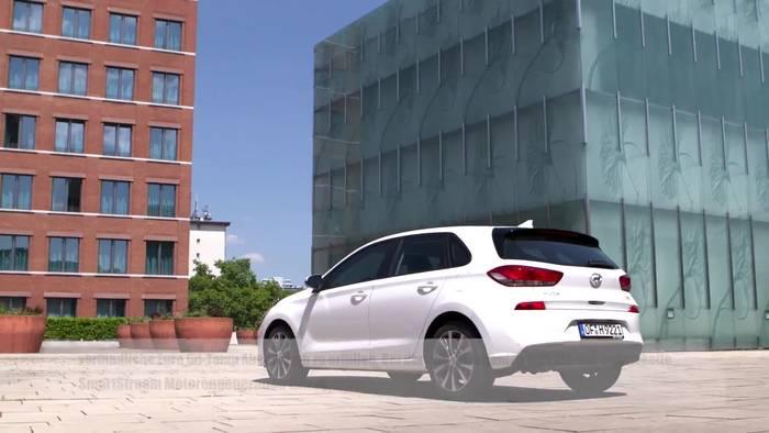 Video: Hyundai i30 erhält verfeinertes Design und saubere Motoren