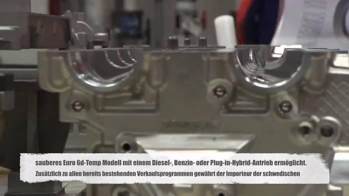 Video: Volvo Car Germany fördert schnellen Umstieg auf neue und saubere Antriebe