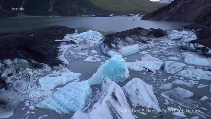News video: Zwei Deutsche unter Todesopfern auf Gletschersee in Alaska