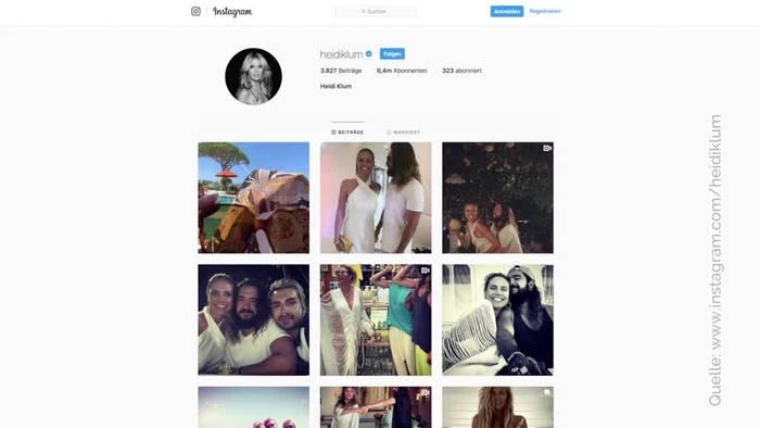 Video: Hochzeit von Heidi Klum und Tom Kaulitz im Urlaubsparadies?