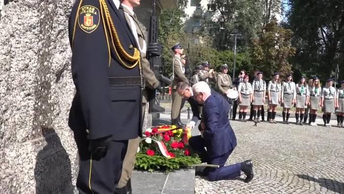Video: Maas bittet Polen um Vergebung für Nazi-Verbrechen