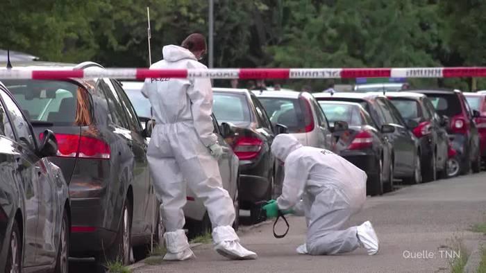 Video: Auf Straße erstochen - Verdächtiger wohnte bei Opfer