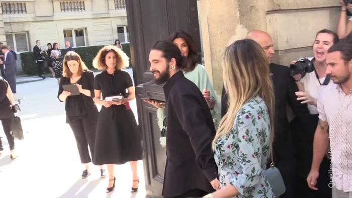 Video: Heidi Klum und Tom Kaulitz feiern Hochzeit auf Capri