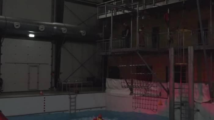 News video: Kein Job für Weicheier: Offshore-Servicetechniker