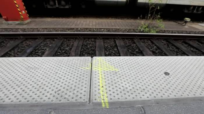 News video: Bahn will nach Gleis-Attacken Sicherheit verbessern