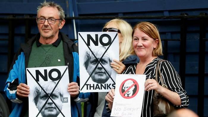 Video: Viele Schotten: Lieber unabhängig als Boris Johnson