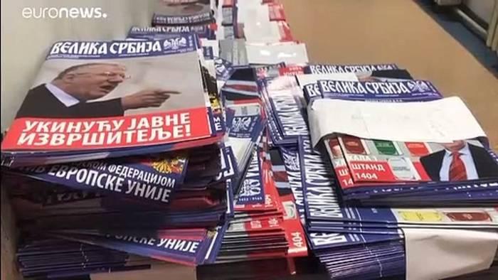 News video: Serbien und die EU: politische Unlust und Annäherung an Russland