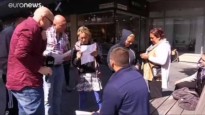 News video: Bettel-Lizenz bestraft Roma