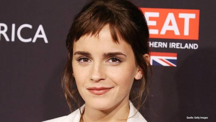 Video: Emma Watson: Eigene Hotline für Opfer sexueller Belästigung