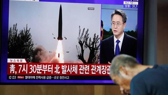 News video: Reaktion auf US-Manöver: Nordkorea testet offenbar erneut Raketen