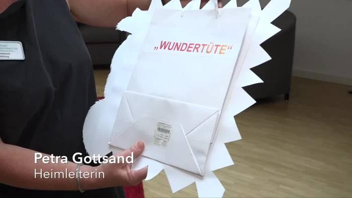 Video: Braunschweig: «Wundertüte» mit 100 000 Euro verschenkt