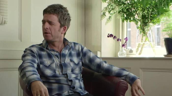 News video: Noel Gallagher macht sich keine Sorgen um die Welt