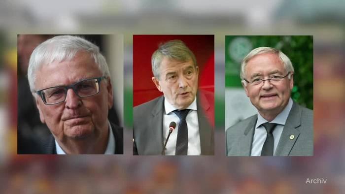 Video: Anklage gegen Ex-DFB-Chefs - Sommermärchen-WM vor Gericht